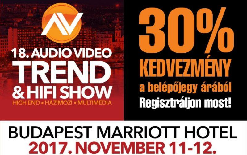 AV Trend and Video Show 2017